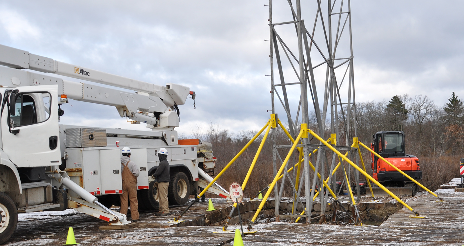 Aucoin Telecom & Utility Construction protects assets in the telecom and power industry